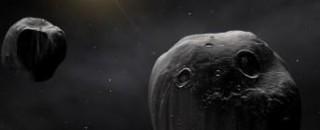 Ameaça de fora: Nasa adverte sobre aproximação de 2 asteroides enormes