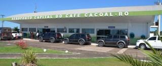 Avião é furtado de dentro de hangar em aeroporto de Cacoal, RO