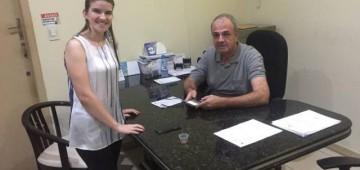 Chefe de gabinete viaja a Porto Velho e garante recursos do transporte escolar de Rolim