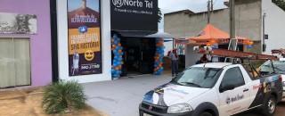 Costa Marques passa a contar com uma loja da Norte Tel/Rolim Net