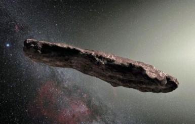 Estudo levanta (de novo) ideia de que Oumuamua é objeto criado por alienígenas