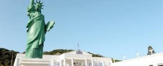 Havan tem problemas para instalar estátua da liberdade em Brasília; entenda o caso