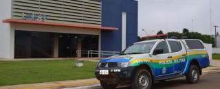 Homem é preso depois de dar 'banho' de álcool na esposa em Vilhena, RO
