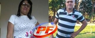 IDENTIFICADOS - Duas pessoas morrem em gravíssimo acidente na BR-364 em Presidente Médici