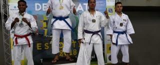 Jovem de Alto Alegre dos Parecis garante medalha no Brasileirão de Karatê Esportivo