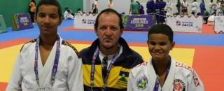 Judocas de Rondônia conquistam ouro nas Paralimpíadas Escolares em São Paulo