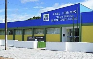 Justiça de Alta Floresta determina nova eleição para mesa diretora da Câmara de Vereadores do município