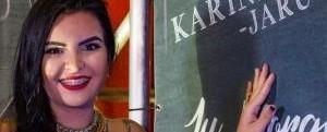 Karina Braga, de Jaru, mostrou potência vocal em reality musical
