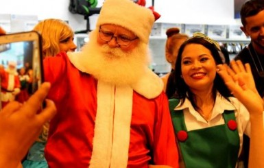 NATAL: Papai Noel do Porto Velho Shopping chega neste domingo