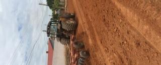 Obras de Pavimentação asfáltica são executadas em Rolim