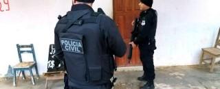 Polícias fazem operação contra tráfico de drogas em escolas nos 26 estados e no DF