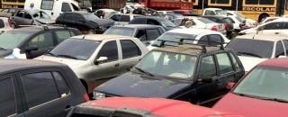 PRF publica edital de leilão para venda de veículos apreendidos