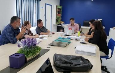 Representantes de Rolim participam de reunião extraordinária em Ji-Paraná e cobram celeridade na coleta de lixo