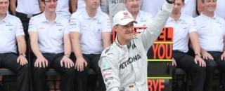 Schumacher vive em estado vegetativo, mas 'sente as pessoas'