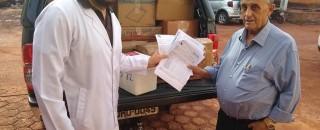 Solidariedade: Dono do Irmãos Gonçalves doa medicamentos para Hospital de Rolim de Moura