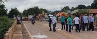 Cacoal - Dnit libera ponte do Riozinho na BR-364