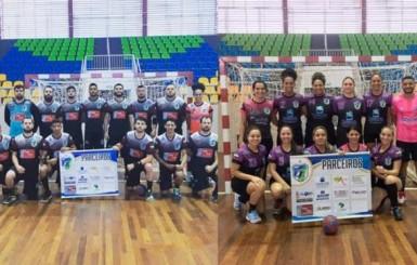 Cacoal é campeão do handebol estadual em 2018