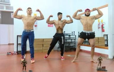 Fisiculturistas de Rondônia participam de campeonato na Bolívia