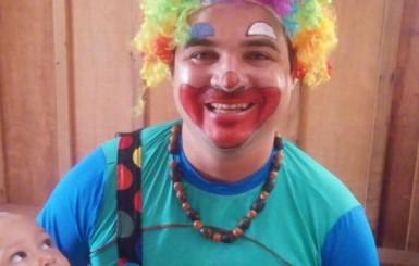 Rolim: Conheça o Agente Penitenciário que faz a felicidade da criançada com o personagem Palhaço Gentileza