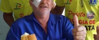 Rolim de Moura – 70 pacientes já foram beneficiados com o Projeto Catarata
