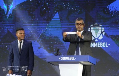 SP pode encarar Inter e River na Libertadores; Palmeiras fica em grupo difícil
