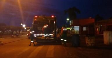 Amazon Fort assume a coleta de lixo em Rolim