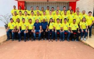 Arbitragem do Rondoniense-2019 faz pré-temporada