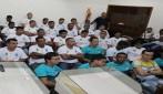 Árbitros e assistentes são convocados pela Comissão de Arbitragem da FFER para treinamento no dia 26