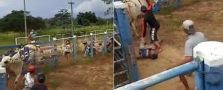 Peão de 16 anos morre durante treino de rodeio