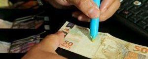 Dinheiro e cartões de crédito falsos são colocados à venda em grupos de whatsapp de Vilhena