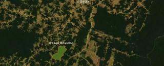 Famílias que invadiram unidade de conservação desocupam área quase 30 dias depois em Machadinho