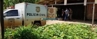 Homem tem a cabeça dilacerada com golpes de facão na Zona Rural de Porto Velho