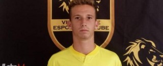Lateral de 16 anos é uma das apostas do Vilhenense para a temporada 2019