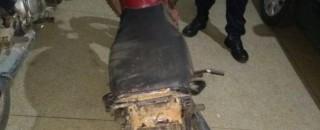 Motos adulteradas e possivelmente roubadas são apreendidas pela PM na Zona Rural do Distrito