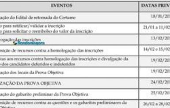 Novos editais do concurso do Ifro são publicados; candidatos devem confirmar a inscrição