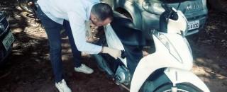 Polícia Civil em Costa Marques recupera moto furtada em Ji-Paraná e prende dois por receptação