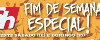 Promoção Fim de Semana Especial Atacarejo Santa Helena