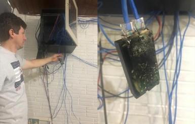 Raio danifica equipamentos de informática da prefeitura e compromete sistema