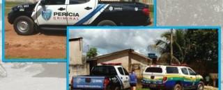 Vilhena: corpos encontrados em bairros distintos mobilizam polícia, peritos criminais e bombeiros