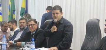 Fabrício Melo participa de Audiência Pública que discutiu aumento da energia elétrica em Rondônia