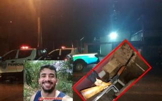Homem morre com tiro na boca em Rolim de Moura