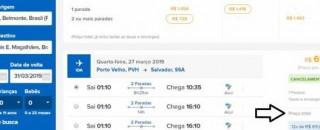 Pesquisa revela as passagens aéreas mais baratas de Porto Velho para 10 destinos; bilhetes de ida...