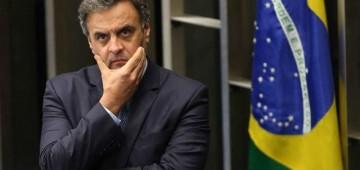 PF identifica supostos emissários de R$ 28,2 milhões a Aécio Neves