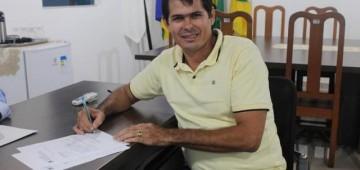 Rolim: Claudinho da Cascalheira toma posse segunda-feira no cargo de vereador