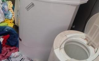 Rolim de Moura - Criança de dois anos morre após se afogar em máquina de lavar de sua residência