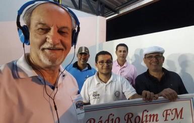 Rolim FM,  a única emissora local a prestigiar Guaporé Futebol Clube sorteará camisa durante o jogo