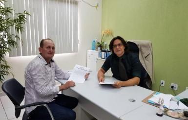 São Felipe do Oeste: MP firma TAC para realização de concurso público na Câmara Municipal