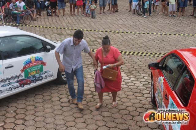 BINGÃO ANO NOVO PREMIADO 2015