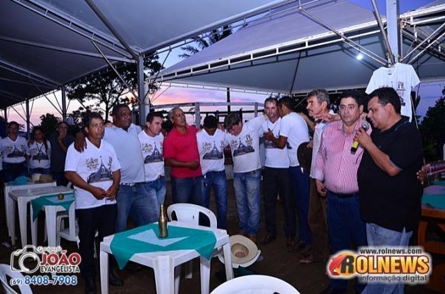LEILÃO BENEFICENTE - CONSTRUÇÃO DA IGREJA MATRIZ