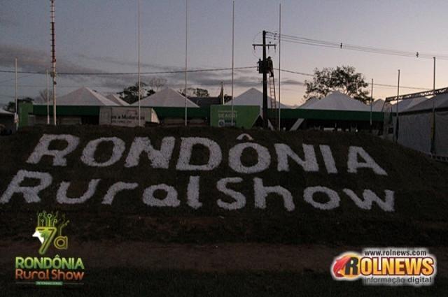 ABERTURA DA 7ª RONDÔNIA RURAL SHOW